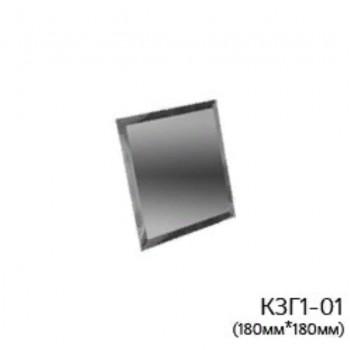 Квадратная графитовая зеркальная плитка
