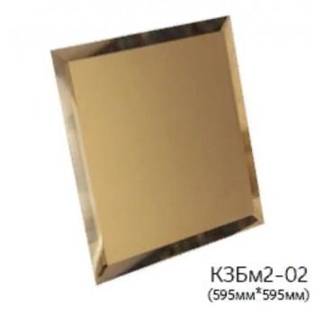 Матовая бронзовая зеркальная потолочная плитка