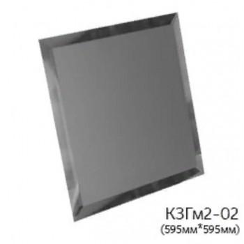 Матовая графитовая зеркальная потолочная плитка