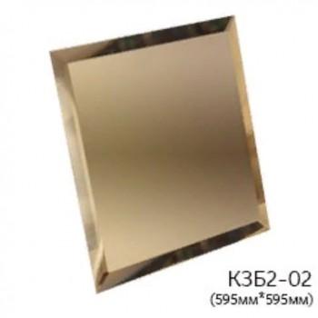 Бронзовая зеркальная потолочная плитка