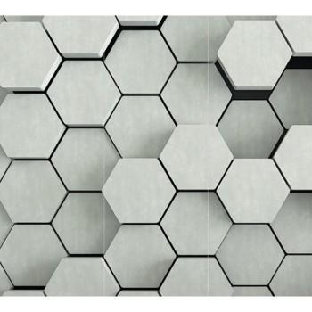 """Фотопанно """"3D мозаика"""", 300*270 см"""