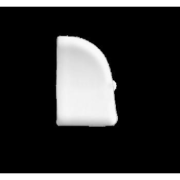 Заглушка М левая белая