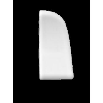 Заглушка Б левая белая