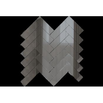 Зеркальная мозаика елочка