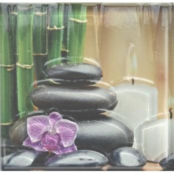 Декор стеклянный SPA 1 (100*100)