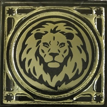 Вставка Gold Lion 68*68
