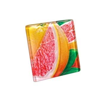 Декор FRUITS 100*100 грейпфрут