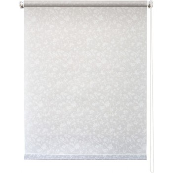 Рулонная штора Лето белый