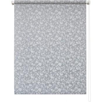 Рулонная штора Лето серый
