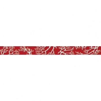 Бордюр Коралл красный