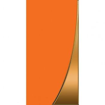 Вставка декоративная Trocadero оранжевый