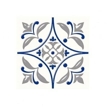 Плитка напольная Сиди-Бу-Саид с узором