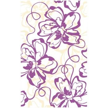 Вставка декоративная Монро фиолетовый