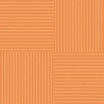 Плитка напольная Кураж 2 оранжевый