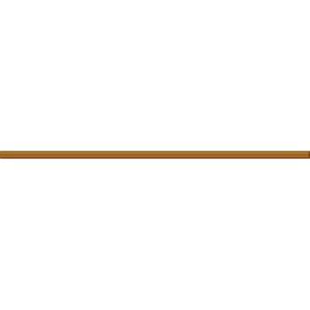 Бордюр стеклянный Стеклярус золото