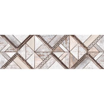 Вставка декоративная Эссен серый
