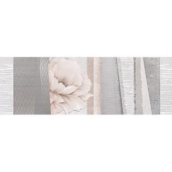 Вставка декоративная Темари серый