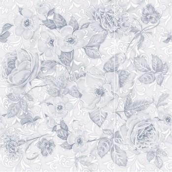 Декоративное панно Нарни серый