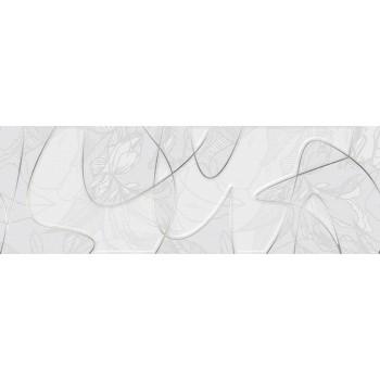 Вставка декоративная Скетч серый
