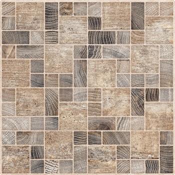 Плитка напольная Тоскана коричневый