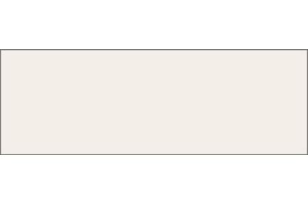 Бленда 50мм для пластмассового карниза, Белая глянец (уп.4м)
