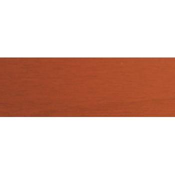 Бленда 50мм для пластмассового карниза, Вишня (уп.3,5м)