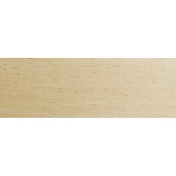 Бленда 50мм для пластмассового карниза, Натуральная (уп.2,5м)