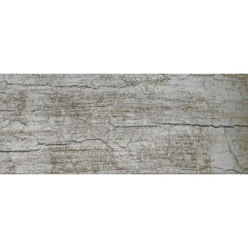 Бленда 50мм для карнизов Спарта, Кракелюр серебро, (Рулон 25м)