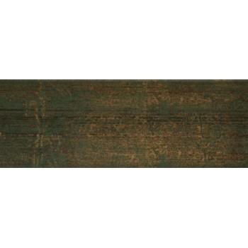 Бленда 50мм для карнизов Спарта, Зеленый/Патина, (Рулон 25м)