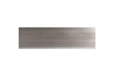 Бленда 50мм для карнизов Спарта, Серебро патина, (Рулон 25м)